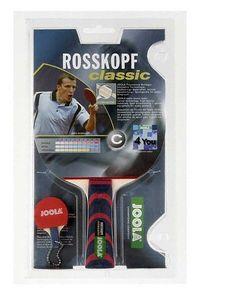 JOOLA Rosskopf Classic, Tischtennis-Schläger, konkav