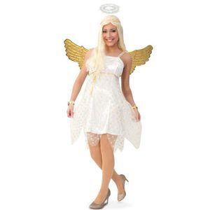 Sexy Engel Sirena Karneval Fasching Kostüm 34