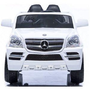 Mercedes-Benz GL450 SUV 12V Kinderauto Kinderfahrzeug Kinder Elektroauto weiss