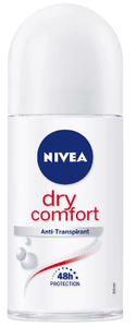 Nivea Roll On Dry Comfort - 50 ml