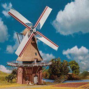 H0 Faller Windmühle mit Motor