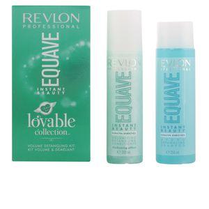Revlon Volume Detangling Lote 2 pz