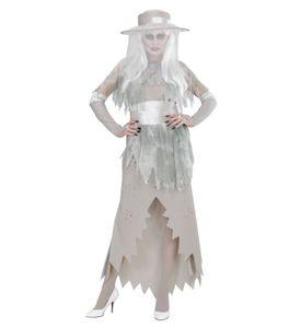 Geisterkostüm Geisterbraut Halloween Gr. XL  Gespensterbrau
