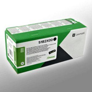 Lexmark Toner 51B2X00 - 20.000 Seiten - Return Program - MS MX 517 617