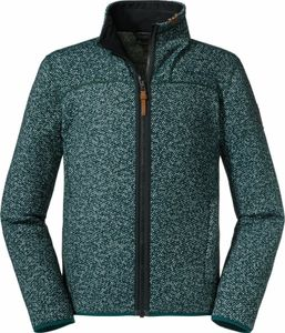 Schöffel Fleece Jacket Anchorage2 , Größe:50, Farben:mallard green