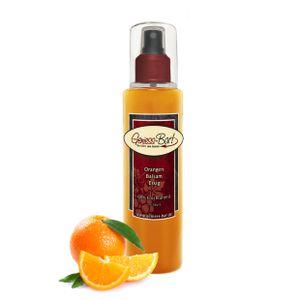 Orangen Balsam Essig 68% Fruchtanteil Sprühflasche 0,26L intensive Fruchtnote sehr mild 5%Säure Pumpspray