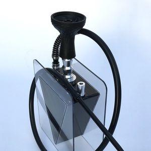 Acryl Flasche Hookah Shisha Wasserpfeifen Sammeln Narguilé Rauchen Tabakpfeife