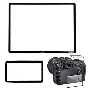 Fotga Professionelle LCD optisches Glas-Schirm-Schutz fuer Nikon D7100 DSLR Kamera