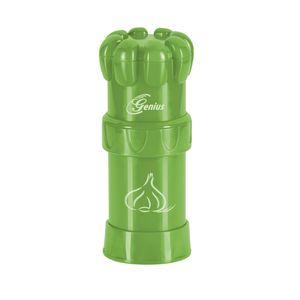 Genius - Knoblauchschneider G5 Knoblauchpresse grün 19170