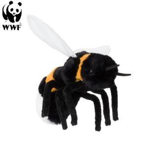 WWF Plüschtier Hummel (15cm) lebensecht Kuscheltier Stofftier