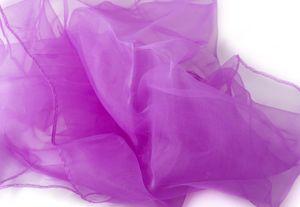 Jongliertücher 70 x 70 cm im 3er Pack - Set Jongliertuecher lila
