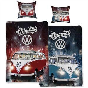 VW Volkswagen Campervan 087 Bettwäsche Linon / Renforcé