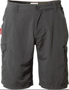Craghoppers NosiLife Cargo Shorts Herren black pepper Größe 38   EU 54 (Kurz)