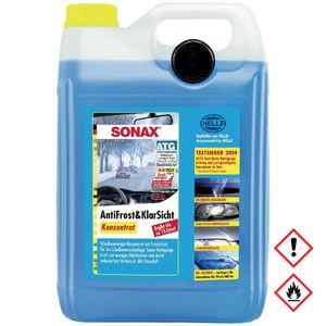 Sonax Antifrost und Klarsicht Konzentrat zum Mischen Inhalt 5000ml