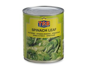 TRS Blattspinat 800g / Canned spinach
