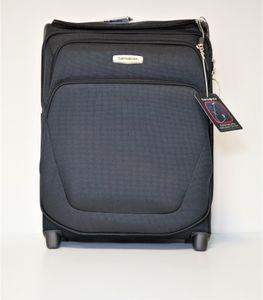 Samsonite Spark SNG,Upright S Erweiterbar Toppocket Handgepäck,55 cm,48,5L Black
