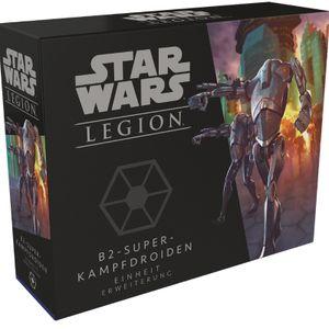 FFGD4656 - B2-Superkampfdroiden: Star Wars Legion, ab 14 Jahren (Erweiterung, DE-Ausgabe)