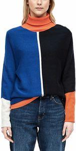 S.oliver Damen Pullover 2030632 Blau
