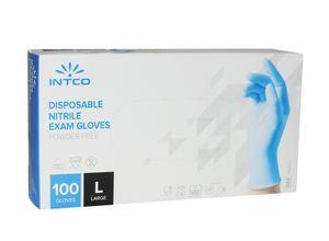 INTCO - Nitril Handschuhe L