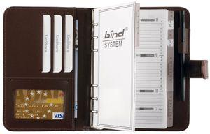 bind Terminplaner Standard A6 Kunstleder