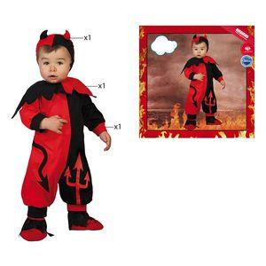 Verkleidung für Babys Dämon (24 Monate)
