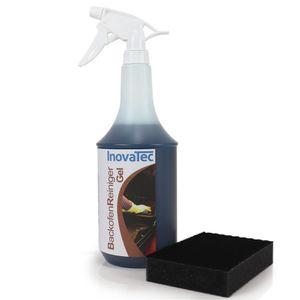 Backofen-Reiniger Gel 1000 ml PowerSponge Fettlöser InovaTec