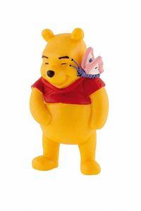 Bullyland 12329 - Winnie Pooh mit Schmetterling 4007176123294