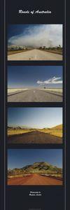 Australien Poster Roads of Australia - Langbahnposter