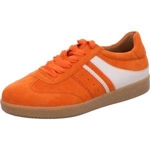 Gabor Shoes     orange, Größe:91/2, Farbe:orange/weiss 12