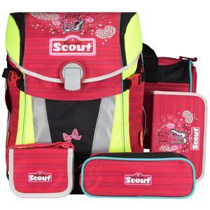 Scout Limited Edition Sunny Schulranzen-Set 5tlg.