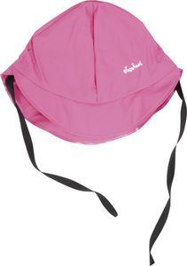 Playshoes Regenmütze, Baumwollfutter pink, Größe: 49 cm
