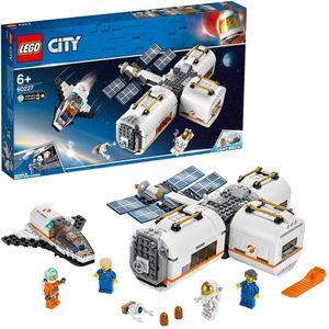 LEGO® City Mond Raumstation, 60227