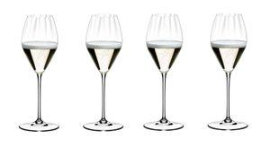 Riedel Perfomance Champagne Champagner Sektglas 4er Set (2x 6884/28) Vorteilsset