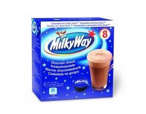 Milky Way Hot Chocolate Pods Dolce Gusto 136g, 8Stück entspricht 8 Tassen