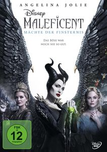Maleficent - Mächte der Finsternis [DVD]
