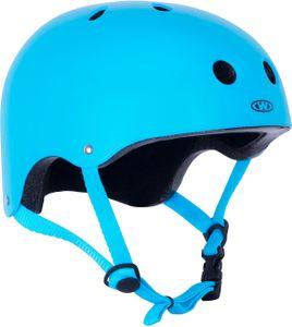 Freestylehelm Neonik blau 53-56 cm S