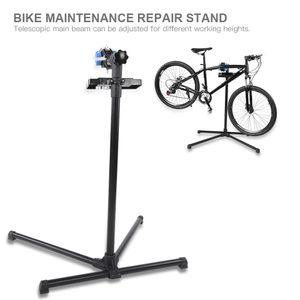 """360° Reparaturständer 50 kg Fahrrad Montageständer Werkzeugständer Höhenverstellbar 103-154cm für 650b 700c 26""""und 27"""" Fahrräder"""