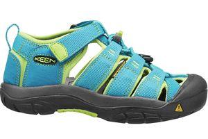 Keen Newport H2 Youth hawaiian blue/green glow, Größe:39