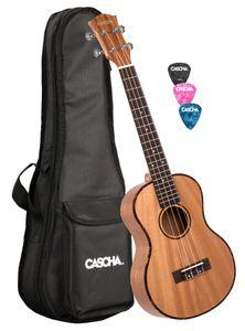 CASCHA HH 2048 Premium Mahogany Tenor