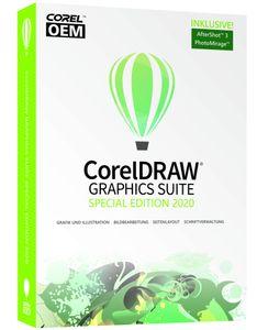 COREL CorelDRAW Graphics Suite 2020 Special Edition OEM *BOX*