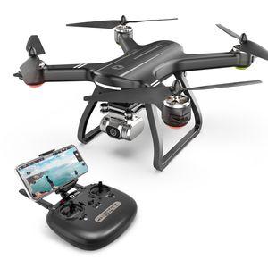 Holy Stone HS700D GPS Drohne mit 2K Kamera, GPS Follow Me,Lange Flugzeit,5G WiFi,Brushless Motoren