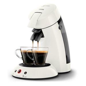 PHILIPS HD6554 / 12 SENSEO Original - Kaffeepadmaschine - Weiß