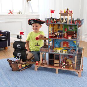 Kidkraft 63284 Spielset Piratenbucht