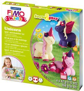 "FIMO kids Modellier-Set Form & Play ""Unicorn"" Level 3"