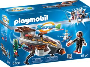PLAYMOBIL 9408 Sykronischer Raumgleiter mit Gene
