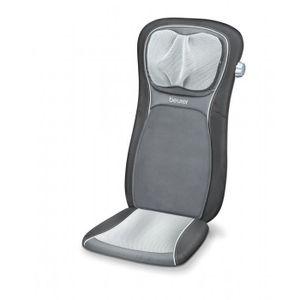 Beurer Shiatsu Mg 260 Sitzbezug schwarz weiß
