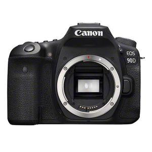 Canon EOS 90D Gehäuse, Farbe:Schwarz