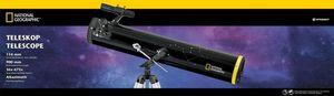 NATIONAL GEOGRAPHIC 114/900 Reflektor Teleskop AZ