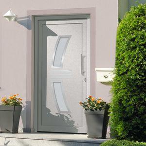 Haustür Tür Zimmertür | Weiß 108x200 cm - 26506
