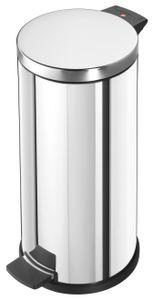 Hailo ProfiLine Solid 20. Kompakter Tretabfallsammler , Edelstahl
